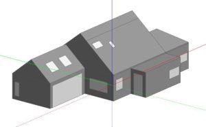 3D model for SAP calculations