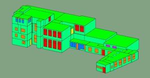 Level 5 EPC building