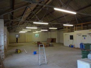 Exeter warehouse