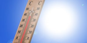 Overheating in summer